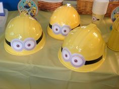 Cooper's Despicable Me / Minion Birthday Party. Age 4