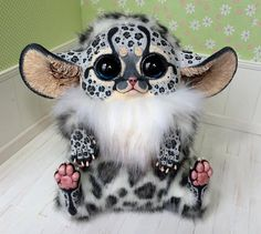 Hey, I found this really awesome Etsy listing at https://www.etsy.com/listing/232152949/inari-foxes-art-doll-by-santaniel