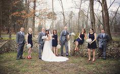 Josh + Bonnie: Fillauer Lake House Wedding - Chattanooga, TN Wedding and Portrait Photographer.Chattanooga, TN Wedding and Portrait Photographer.by Holli Brown