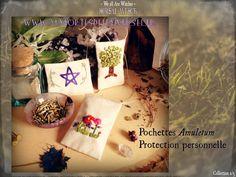 14 avril : Thème n°2 il s'agit de Herbal witch. Je vous invite à aller ...