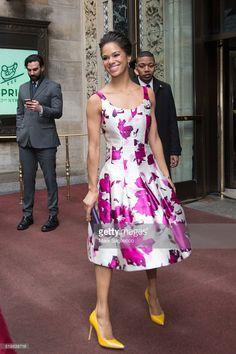 News Photo : Ballerina Misty Copeland attends Variety's Power...