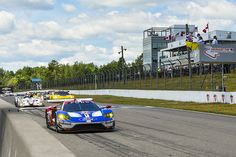 Ford Chip Ganassi Racing earned its second win in two weeks behind a brilliant pit strategy and the strength of its Michelin tires. For the second race in