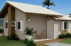 Fotos de Fachadas de Casas pequenas