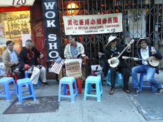 Chinatown band SF