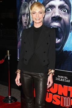 "Jaime Pressly at the ""A Haunted House 2″ LA Premiere 