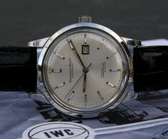 IWC Ingenieur Reference 666-AD
