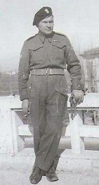 Polish soldier WWII Monte Cassino