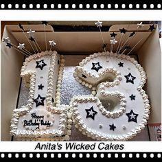 https://flic.kr/p/GB93UC   12439194_1370602576298582_5710571152875091396_n   Number 13 shaped cake