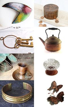 Vintage Copper at Vintage Passion