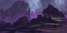 ArtStation - Quest for the pink thing, Yog Joshi