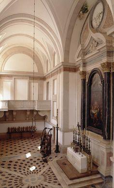 Palacio de Mafra  Portugal