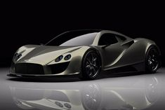 Bently Supercar concept