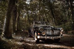 carpr0n:   Starring: Volvo Amazon by Remy De Milde
