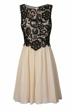 ♦black and wite♦dress♦
