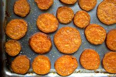 Sweet Potato Chips with Creamy Lemon and Dill Dip - Homespun Capers