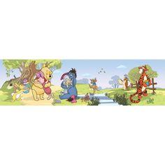 Disney Micimackó és barátai gyerekszoa bordűr  disney  micimackó  gyerek   bordűr  öntapadós  gyerekszoba 9b61ed0c83