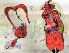 Hussein Salim Fine Art, Visual Arts