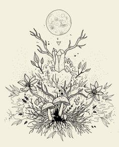 strange*forest:  the art of R. Gilbert