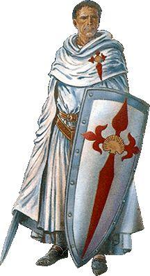 SPAIN / Medieval - ORDEN DE SANTIAGO