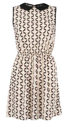 Primark AW12 Dog Print Dress