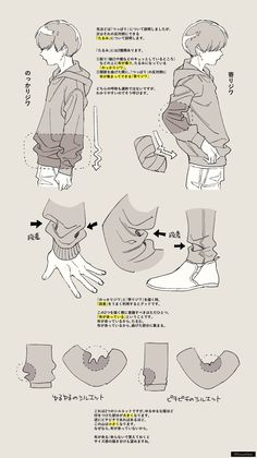 Wrinkles clothing reference