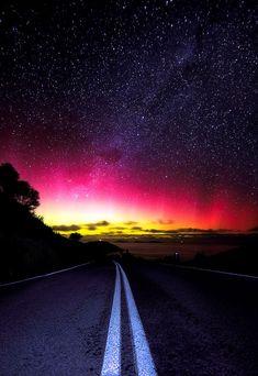 Aurora Road, Australia ….by Nathan Mattinson | Fantasy Road Trip | Road Trip | Road | Road photo | on the road | drive | travel | wanderlust | bucket list | landscape photography | photographer |  Schomp MINI