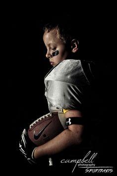 Sports Photography, Guys Boys Sports Portraits, Football Portrait, Football