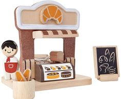 PlanToys play sets are tiny worlds of eco fun, from the ice cream shop to the bakery