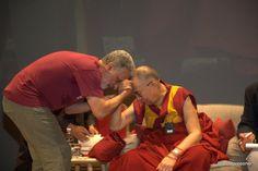 Dalai Lama a Messina: uomo fra uomini