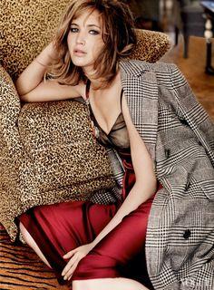 Jennifer Lawrence _ Vogue