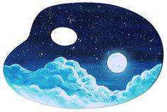 Moonlight palette by KaritaArt on DeviantArt