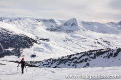 Tres razones para esquiar en el Valle de Arán