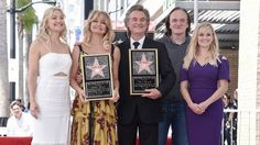 After 34 Years Together Goldie Hawn & Kurt Russell Share Life Changing News Oliver Hudson, Kate Hudson, Hollywood Boulevard, Hollywood Walk Of Fame, Goldie Hawn Kurt Russell, Never Getting Married, Perfect Together, Joe Fresh, Reese Witherspoon