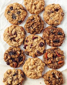 Best Oatmeal Cookie Recipe (This is the oatmeal cookie equivalent of those choose your own ending storybooks. Add whatever mix-ins and use whatever type of sugar you prefer. The recipes gives you all the proportions you need.)