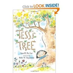 """""""Tess's Tree"""" is a great book to use in grief and loss groups and individually. I have used this to explain stages of grief as well. Visit School Counselor Blog (www.schcounselor.com) for more innovative ideas, creative lessons, and quality resources! ($13.43)"""