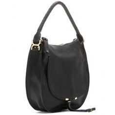 Porte Epaule Leather Shoulder Bag - Chloé