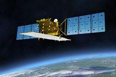 陸域観測技術衛星2号「だいち2号」が地球の観測画像取得に成功 だいち2号 (出典:JAXA)