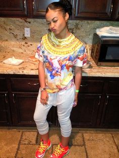 India Westbrooks Dope Outfit Pretty Girl Swag Urban Streetwear Fashion Style Trend