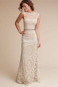 BHLDN April Gown in  Bride Wedding Dresses   BHLDN