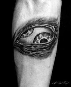 #tattoo #tool # eye Tool Tattoo, I Tattoo, Maynard James Keenan, A Perfect Circle, Wolf, Unique Tattoos, Third Eye, Face Art, Face And Body