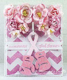 A Mermaid's Crafts: Die-Versions/ Sparkle N Sprinkle Awareness Blog Hop ~ indymermaid.blogspot.com
