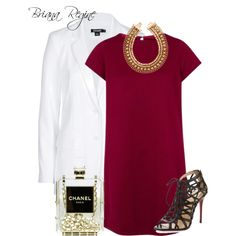 """Girls Night"" by bri-regine on Polyvore"