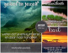 Juf-Stuff: klasinrichting: motivatieposters