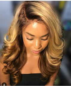 Hair inspiration  Get this look by shopping Foreignstrandz.  Using one of our many textures can help achieve this look, visit us on our website www.foreignstrandz.com   ❤️