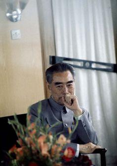Zhou Enlai, 1973 © Bruno Barbey - Beaugeste Gallery