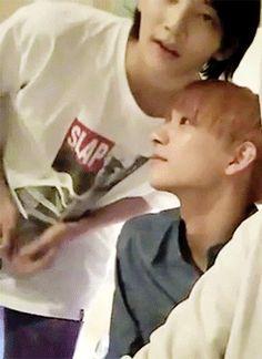 Joshua| JeongHan| Seventeen| Jihan| Gif