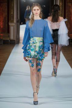 Défilé Yanina Couture Haute couture printemps-été 2017 9