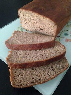 Pão sem glúten low carb
