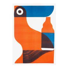 Bird Totem (Set of 3 prints)