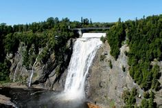 Mont-Morency Canada